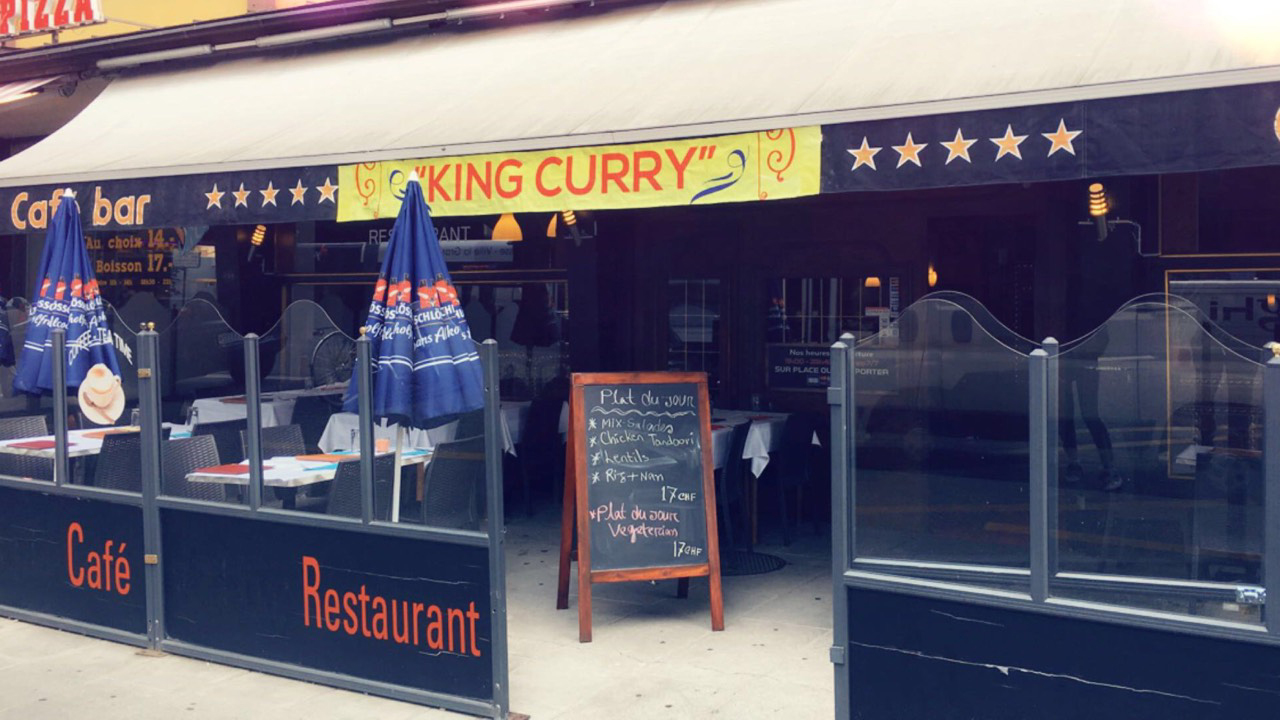 King Curry Best And Authentic Indian Restaurant In Geneva